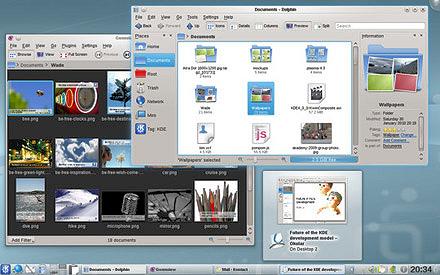 KDE 4.4